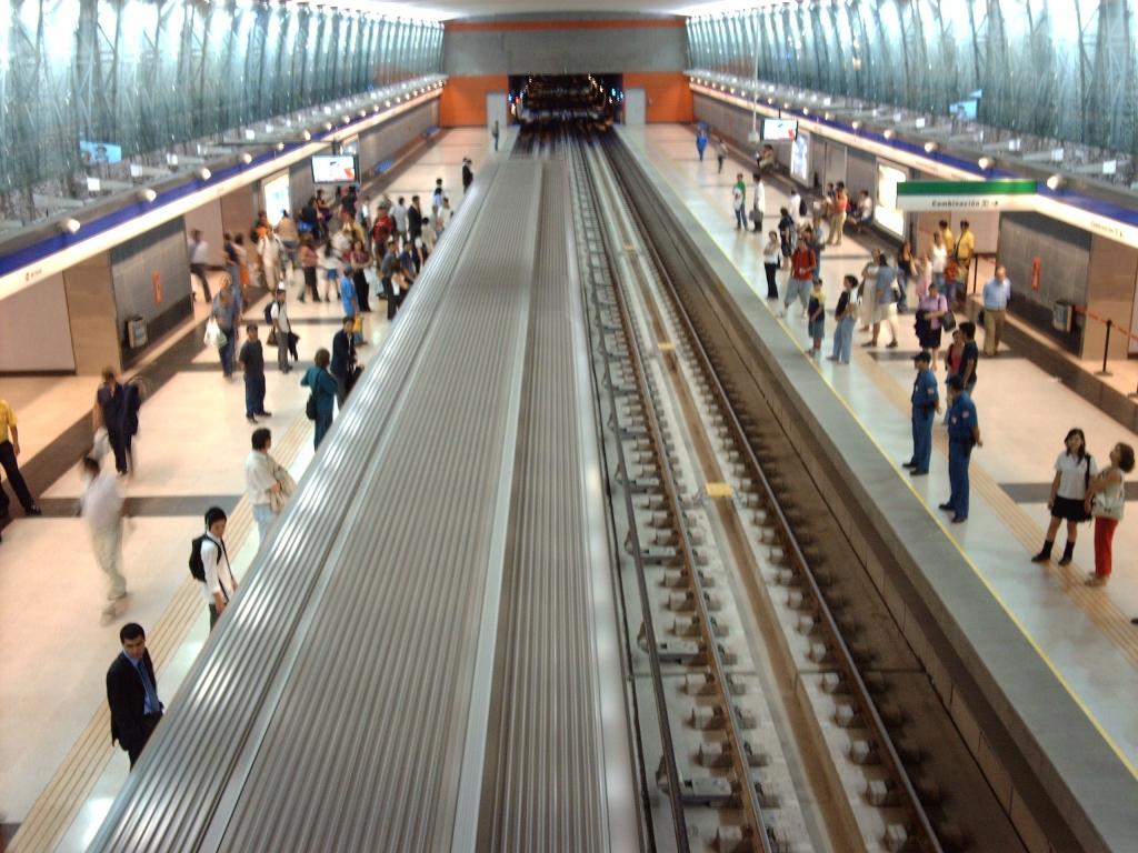 Estacion_Vicente_Valdés_Metro_de_Santiago